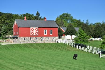 Country Barn Builders in Connecticut