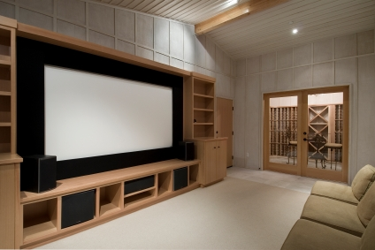 Home Theater Contractors in Fairfield County Ct