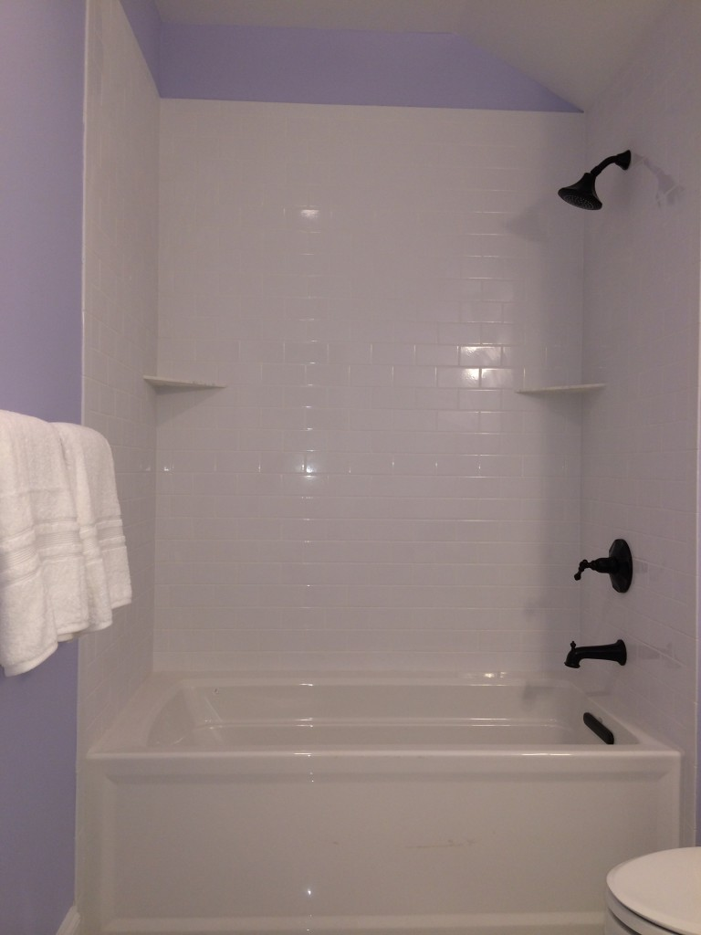 Custom Bathrooms in Fairfield County