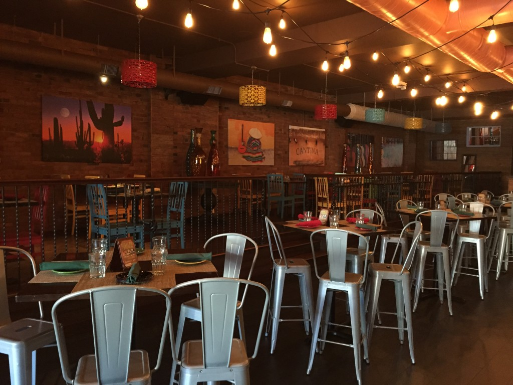 Restaurant renovation in Stamford CT